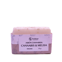 Jabón Cannabisa