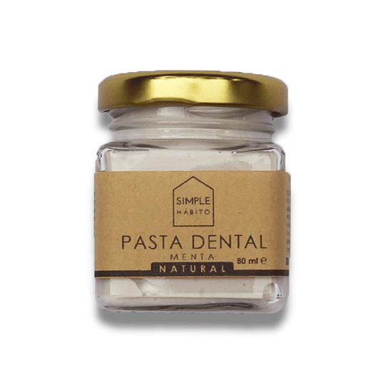Pasta Dental Natural Sin Fluor