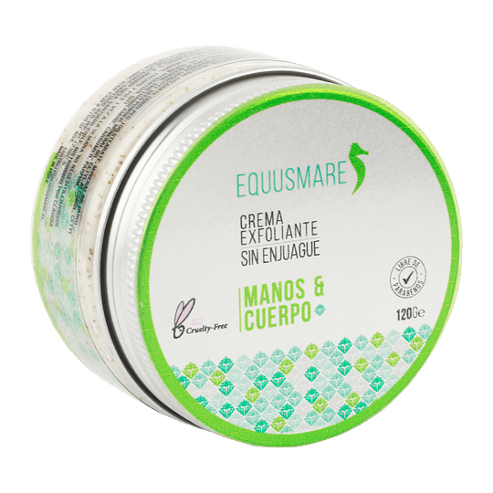 Crema Exfoliante Sin Enjuague