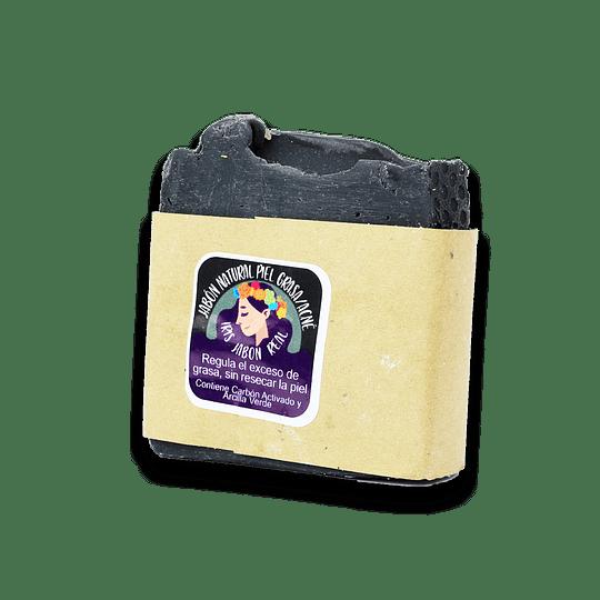 Jabón Saponificado Para Piel Grasa o Acné