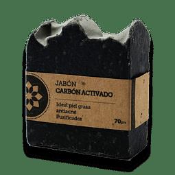 Jabón Carbón