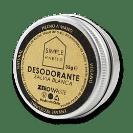 Desodorante Natural 35 grs