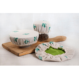 Set de 3 Cover Bowls