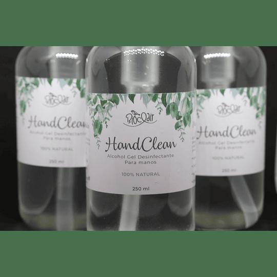 Alcohol Gel 70% 250ml Envase Retornable
