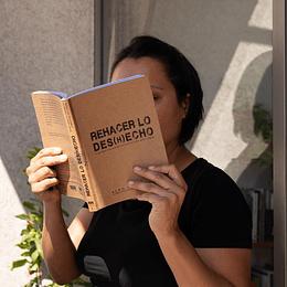 Libro Rehacer lo Deshecho