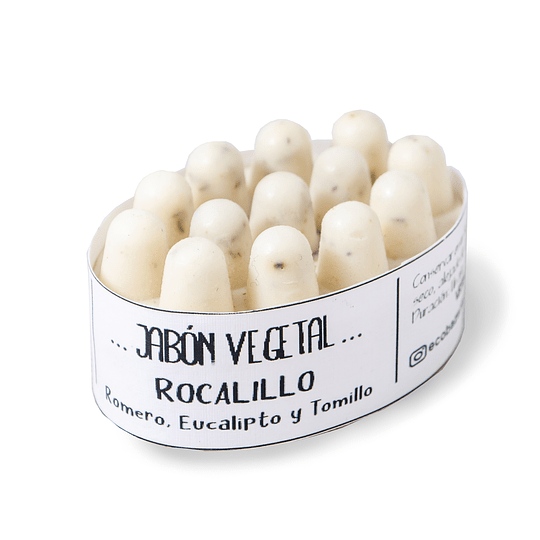 Jabón Masajeador Rocalillo