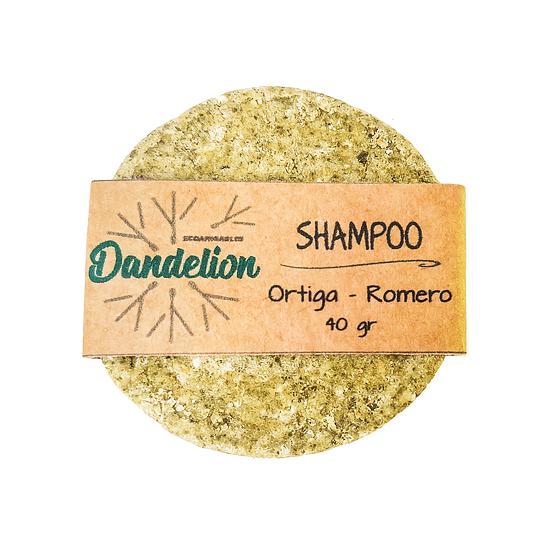 Shampoo en barra Anticaida