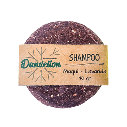 Shampoo en Barra para cabello Normal