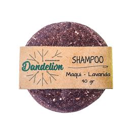 Shampoo Sólido Maqui - Lavanda