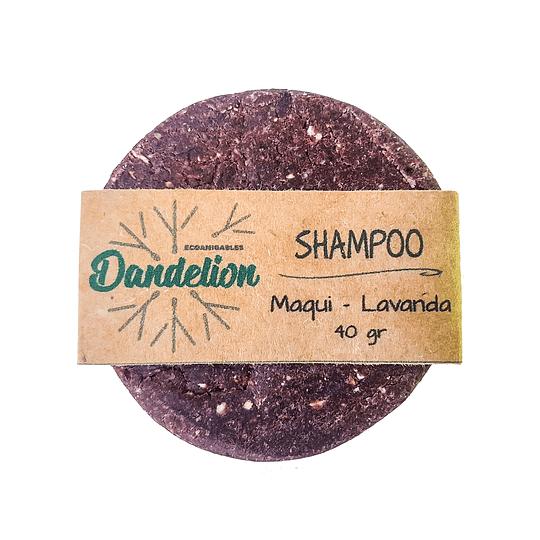 Shampoo en Barra para cabello Normal