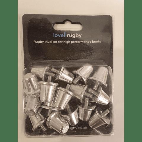 Toperoles de Aluminio 21mm.