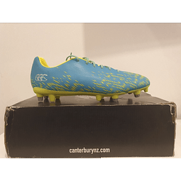 ZAPATOS CANTERBURY SPEED 2.0  CELESTE/NEON