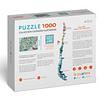 Puzzle Rapa-Nui 1000 Piezas
