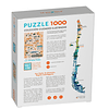 Puzzle San Pedro de Atacama 1000 Piezas