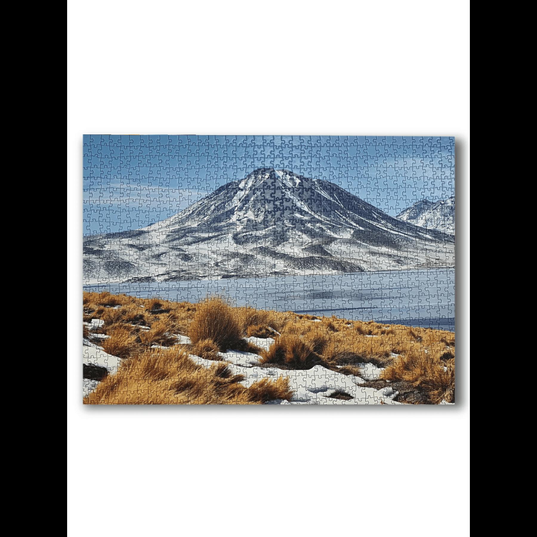 Puzzle Lagunas Altiplánicas 1000 Piezas