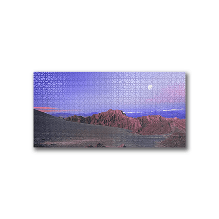 Puzzle Valle de la Muerte 2000 Piezas