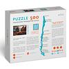 Puzzle Costa Constitución 500 Piezas