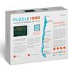 Puzzle Parque Nacional Huerquehue 1000 Piezas