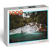 Puzzle Toboganes de Cochamó 1000 Piezas