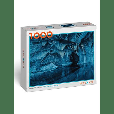 Puzzle Catedral de Mármol 1000 Piezas