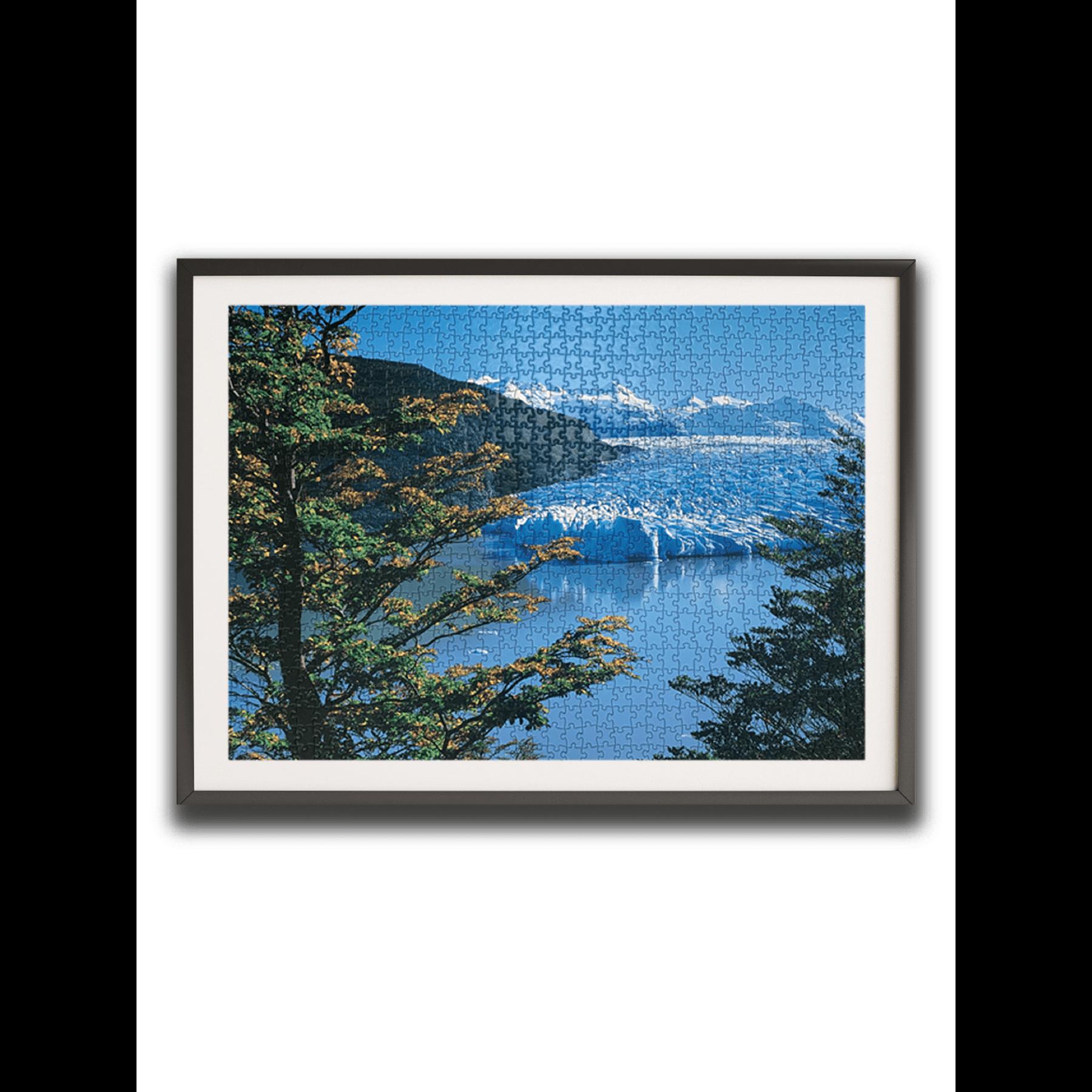 Puzzle Glaciar Grey 1000 Piezas