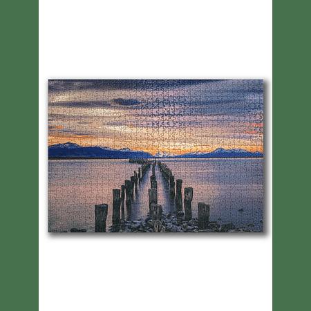 Puzzle Puerto Natales 1000 Piezas