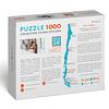 Puzzle Zorro Culpeo 1000 Piezas