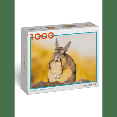 Puzzle Vizcacha 1000 Piezas