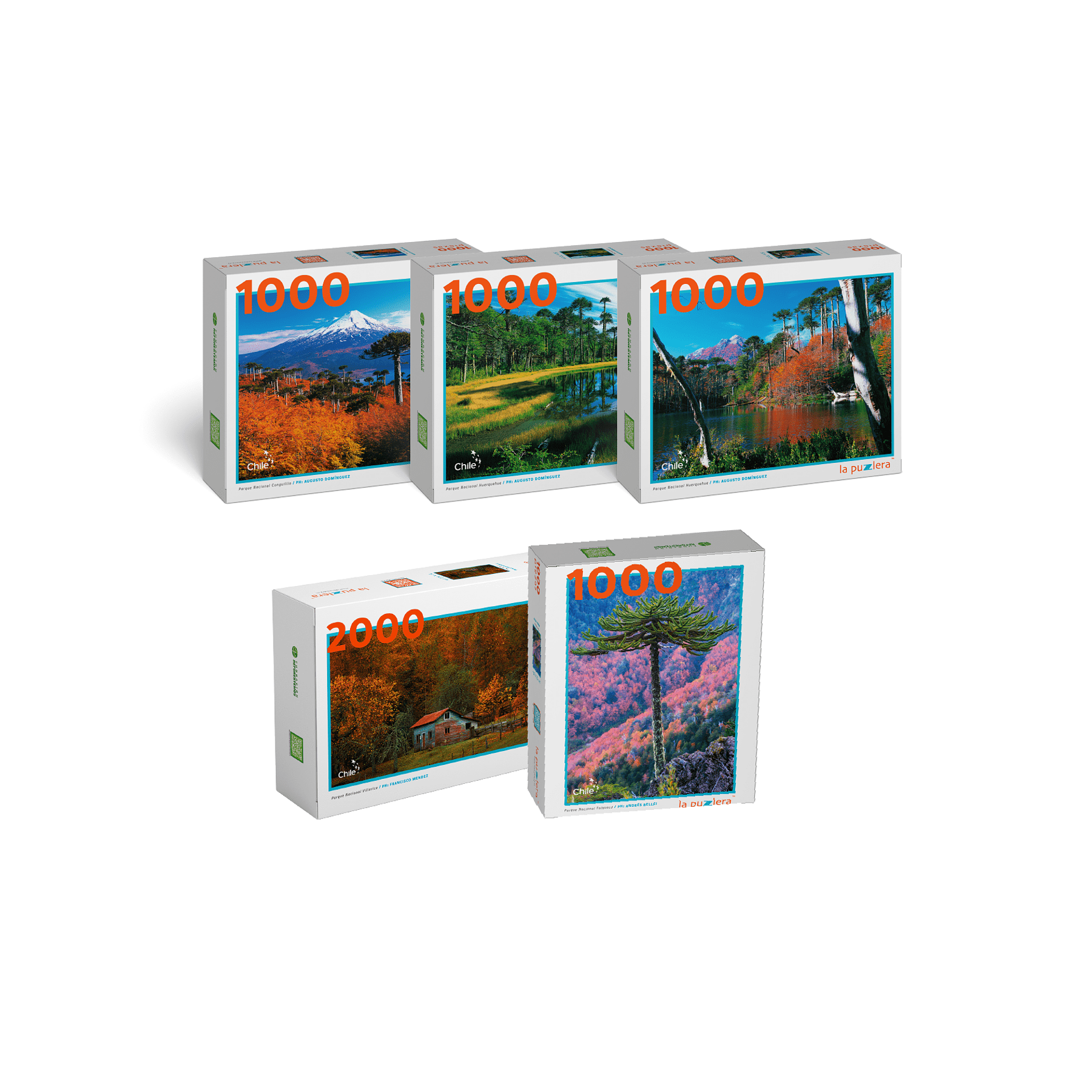 Pack Puzzles