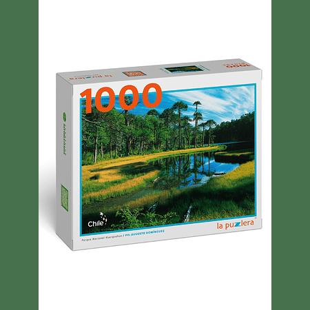 Puzzle Parque Nacional Huerquehue (Primavera) 1000 Piezas