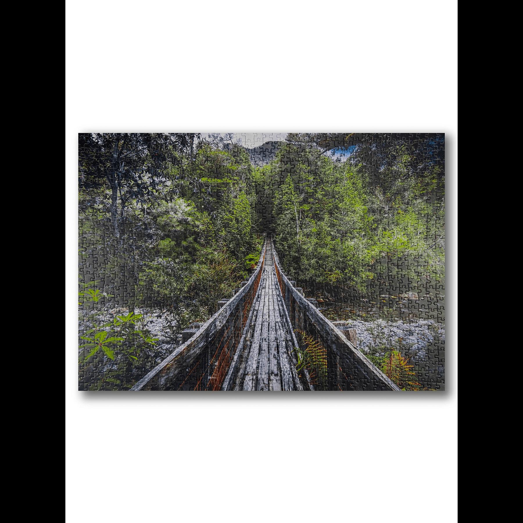 Puzzle Parque Nacional Alerce Andino 1000 Piezas
