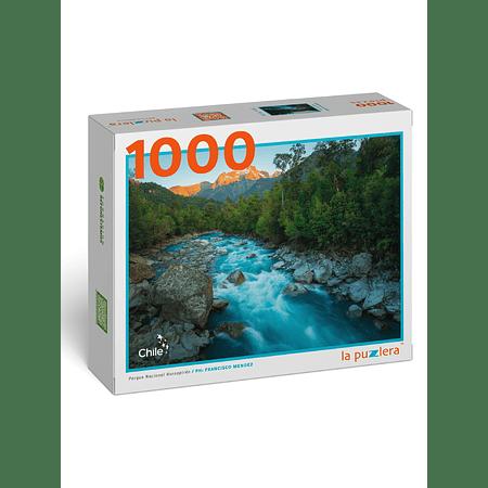Puzzle Parque Nacional Hornopirén 1000 Piezas