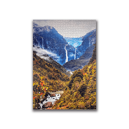 Puzzle Parque Nacional Queulat 1000 Piezas