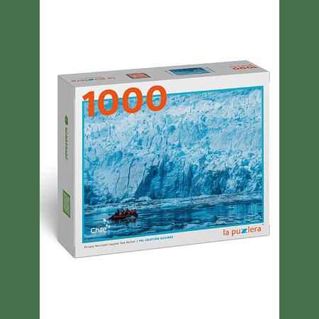 Puzzle Parque Nacional Laguna San Rafael 1000 Piezas