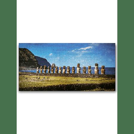 Puzzle Parque Nacional Rapa Nui 2000 Piezas
