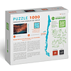 Puzzle Parque Nacional Archipiélago Juan Fernández 1000 Piezas
