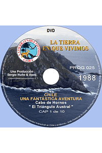 OLJ# 025i - 1988 : CAPE HORN EXPEDITION