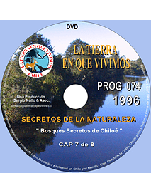 OLJ# 074.- BOSQUES SECRETOS DE CHILOÉ