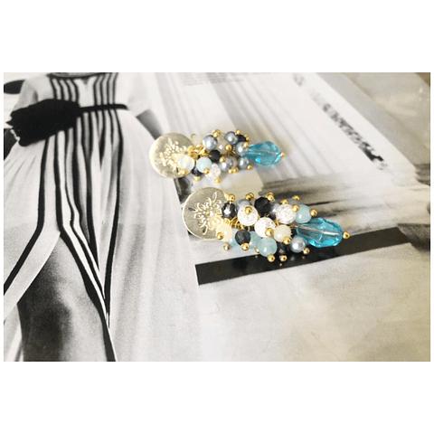Racimo cristal blue