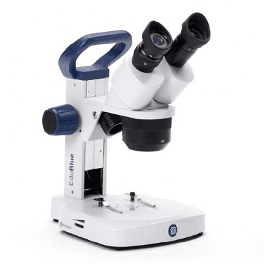 Lupa Stereo Binocular Euromex 20x-40x Edublue ed.1402-s