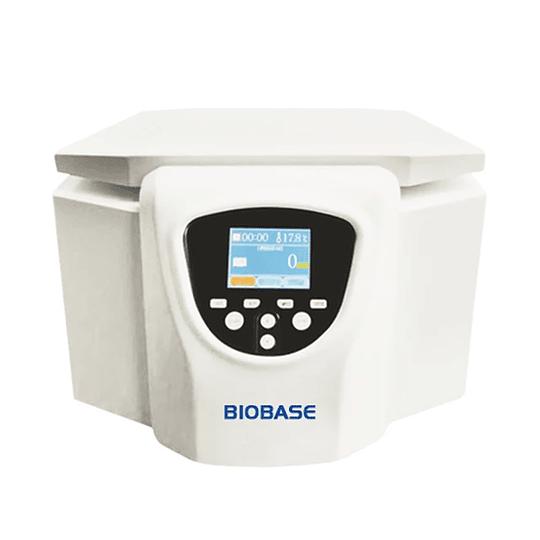 Centrifuga de Laboratorio 5000RPM, 4x50ml-16x15ml, Digital, BKC-TL5II.