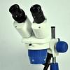 Microscopio Stereo 20x-40x, LED, metal, plastico, Modelo YJ-T101