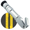 Refractometro optico manual 0 - 80 % brix [rhb0-80]