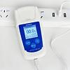 Refractómetro Digital 0-55% Brix, recargable, densímetro para fruta, vino, cerveza, Alcohol, medidor de concentración de azúcar