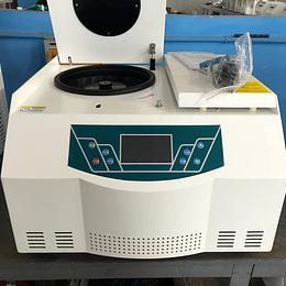 Centrifuga Refrigerada para Laboratorio, 50ml×6, 16000r/min, Modelo CTG-THR16