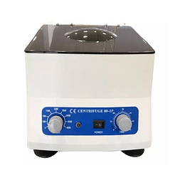 Centrifuga para laboratorio Modelo 80-1P, 6X20ML, 4000RPM, prp