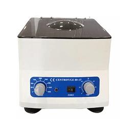 Centrifuga para laboratorio Modelo 80-1P, 6X20ML, 4000RPM, Veterinario, Clinico, Orina, Sangre