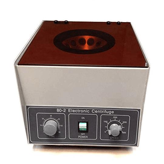 Centrifuga para laboratorio Modelo 80-2, 12x20ml, 4000RPM