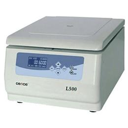 Centrifuga de Laboratorio Modelo L500 rotor oscilante 4x50 ml o 16x15 ml