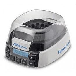 Centrifuga lab. Mini Fisher Scentific 12.500 rpm tubos eppendorf 0.5 a 2.0 ml